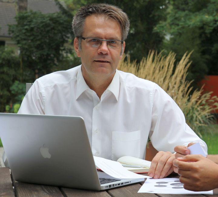Dirk Draeger im Interview